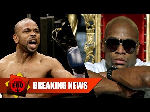 Roy Jones Jr  ETHERS Floyd Mayweather Jr. for being BORING & SUPPOSEDLY TBE