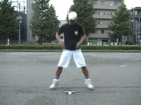 Exile Choo Choo Train 振り付け 攻略 詳細解説 1/4