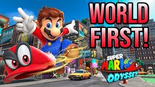 Super Mario Odyssey's Biggest Barrier Broken!