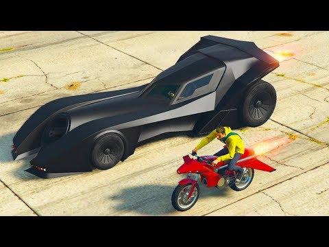 GTA 5 - Vigilante Vs Oppressor ($3.750.000 vs $2.650.000)