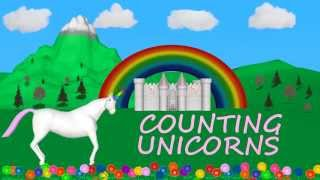 Counting Unicorns - Learning for Kids