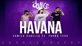 Download video Havana - Camila Cabello ft. Young Thug | FitDance Life (Choreography) Dance Video