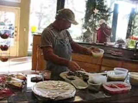 Farmers Market Focaccia at Bluebird Market .wmv Video
