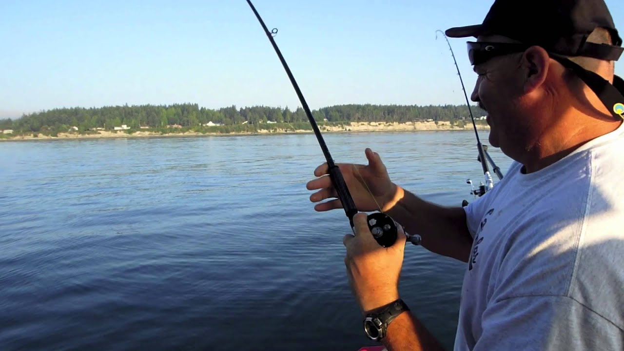 Puget sound salmon fishing youtube for Puget sound fishing
