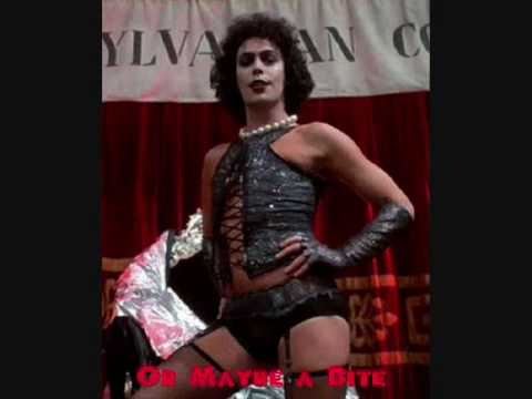 Sweet Transvestite With Lyrics