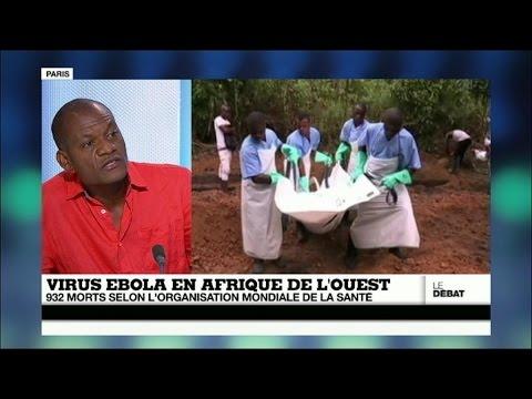 Virus Ebola : comment éradiquer une épidémie hors de contrôle ? - #DébatF24