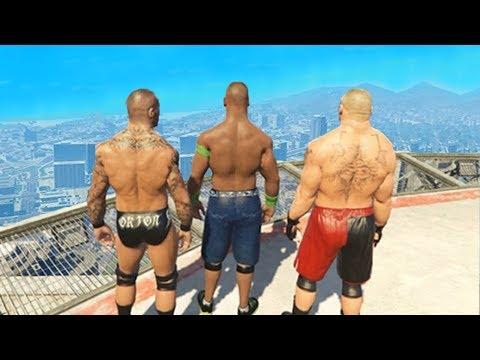 ??????? ? GTA 5 | WDF 78 | WWE ?????????????