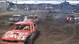 Tuscarawas County Demo Derby 2012
