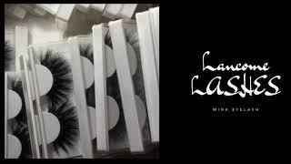Lancomelashes 25mm mink eyelash