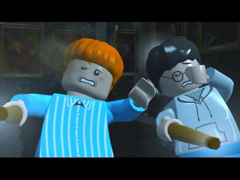 Lego Harry Potter: Years 1–7 Remastered Complete Lego Movie for kids Cartoons about Lego Videos