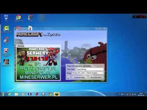 Poradnik #1 - Jak wgrać Mapy Parkour/Escape do Minecraft By Zyczu