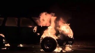 Chicago Fire Department Multiple Vehicle Fires-& Arson
