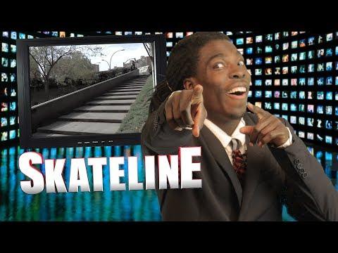 SKATELINE - Shane ONeill, Gonz, Guy Mariano Hall Of Fame, Alex Midler Pro