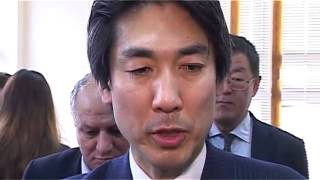 The Gyumri Crime is Equivalent to Terrorism:State Minister for Foreign Affairs of Japan