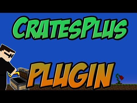 CratesPlus Bukkit Plugin Minecraft 1.8/1.8.3 Spigot | German| | Tutorial |