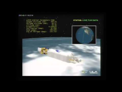 NASA Launches New Earth-Observing Satellite