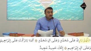Ok Takipli Allahümme Barik Duâsı - Dersimiz Kur'an-ı Kerim - Furkan Diler