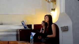 Ksenia Shaushyshvili - Ave Maria (Bach/Gounod)