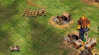 1v1 Arabia   Britons vs Vikings   vs vivi