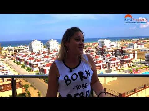 Недвижимость в Турции и Северный Кипр. Квартиры на продажу на Кипре у пляжа ЛОНГ БИЧ || RestProperty