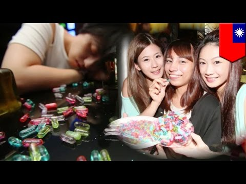 Beware: Time Bomb Capsules, Ginagamit Sa Pag-date Rape Sa Japan! video