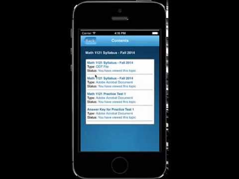 Kryptos Mobile Mariners Demo