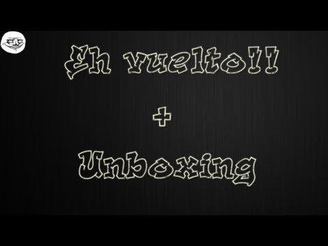 Estoy de Vuelta + Unboxing classic controller Pro