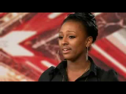 Alexandra Burke - The Audition Video