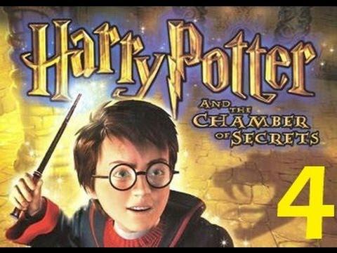 Harry Potter II - #4 [Скурдж!]