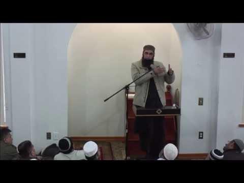 Junaid Jamshed- Jummah on 4/18/14
