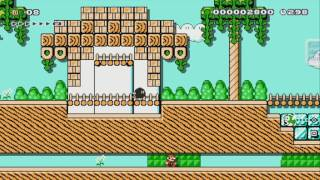 A Bom-Bomb Lifestory (Comments) by TheLaw - SUPER MARIO MAKER - NO COMMENTARY