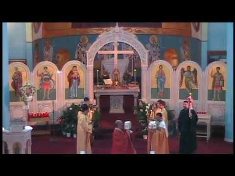 Divine Liturgy - 05/19/2013 (Holy Myrrhbearers Sunday)