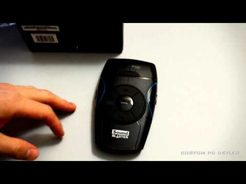 [Unboxing] Sound Blaster Recon 3D USB Sound Card
