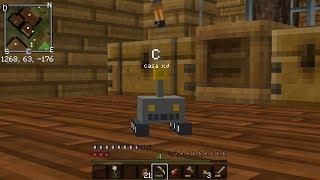 Hola Robot!! Adios Robot.... Serie de Minecraft Ep4