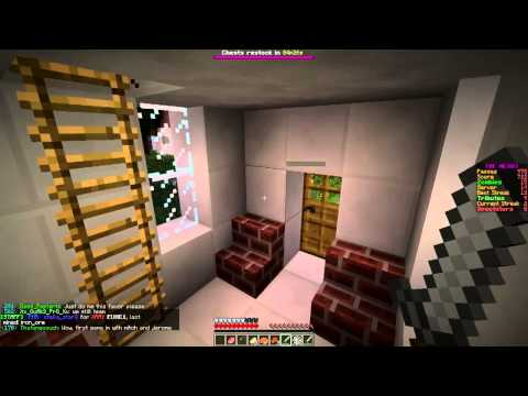 Minecraft: Hunger Games w Mitch Game 582 INSANE UNDEAD HG
