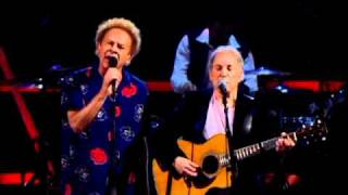 Simon and Garfunkel Rock and Roll Hall of Fame 25th Anniversary shows