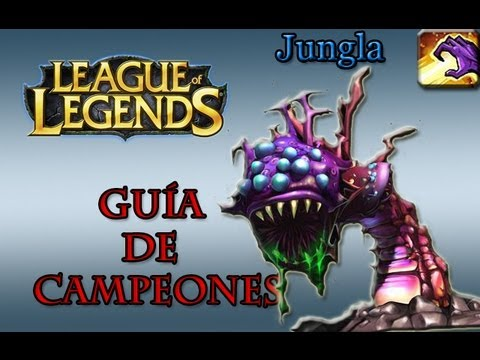 MANUAL PARA EL JUNGLER  (League of Legends en Español)