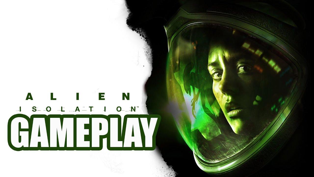 alien isolation gameplay german mit sirius deutsch pc. Black Bedroom Furniture Sets. Home Design Ideas