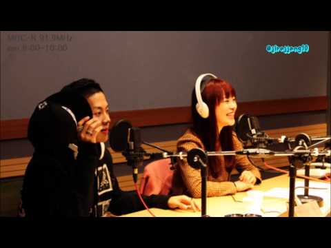 [eng Sub] 141104 Sunny Fm Date (youngji & Jackson) video