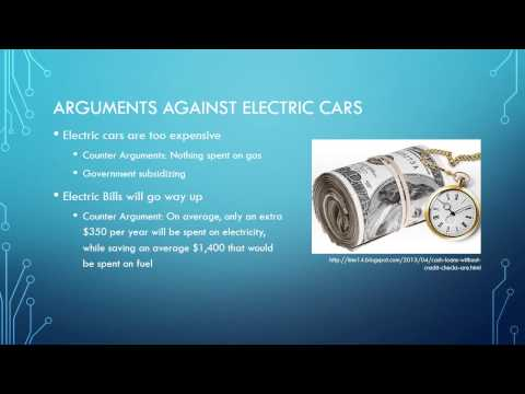Electric Cars Presentation