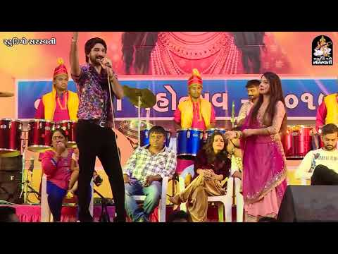 GAMAN SANTHAL, RAJAL BAROT | Non Stop | Gujarati Live Program 2017 | Part 4 | HD VIDEO| RDC Gujarati