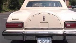 1979 Lincoln Versailles Used Cars Sanford NC