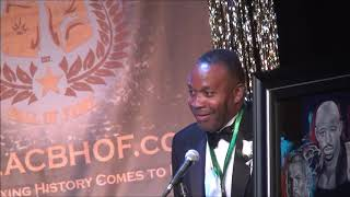Tim Witherspoon Atlantic City Boxing Hall of Fame acceptance speech