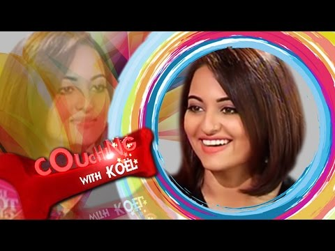 On the Couch with Koel - Couching With Koel: Sonakshi Sinha's amazing new hair cut