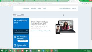 How to create or Signup a Skype Account Easily 2017