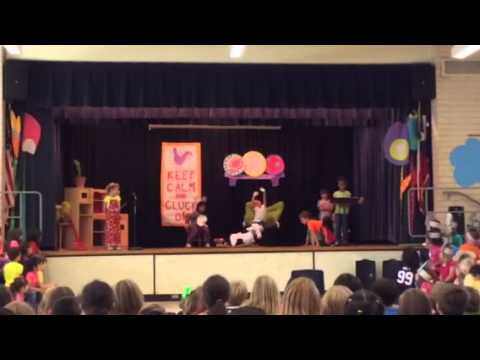 VOE kinder play 2014