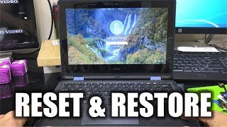 How to ║ Restore Reset a Acer Aspire R3 to Factory Settings ║ Windows 10