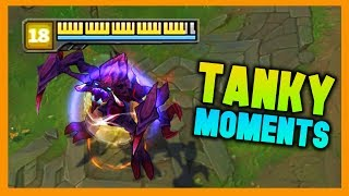 Perfect Too Strong Moments - League of Legends