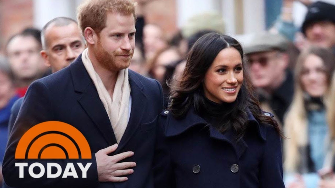 Prince Harry And Meghan Markle's Royal Wedding's Latest Details | TODAY