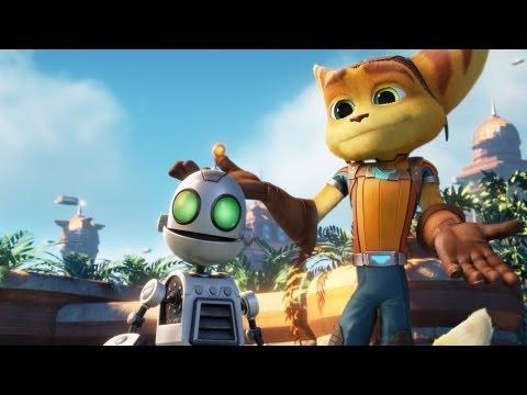 RACHET & CLANK Animated Film Is Coming - AMC Movie News